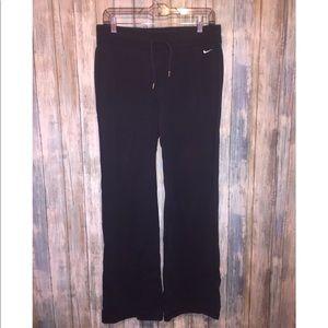 Black Nike Yoga/ Sweat Pants
